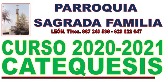 CATEQUESIS 2020 – 21